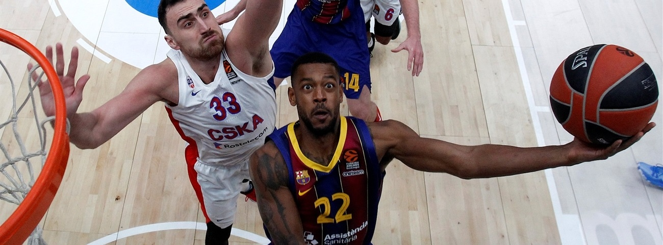 Higgins, Calathes shined again in Moscow