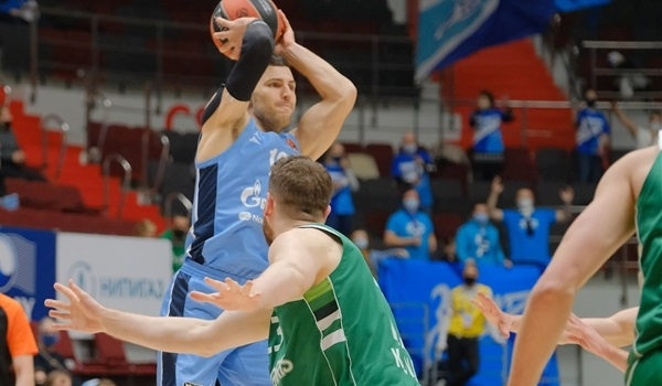 RS20 Report: Zenit stays strong to down Zalgiris