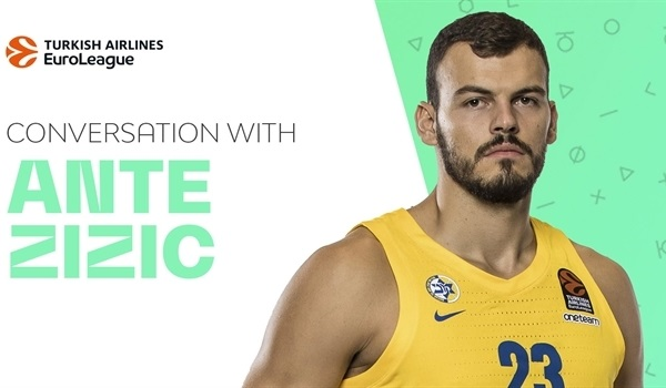 Ante Zizic: 'Maccabi was always there'