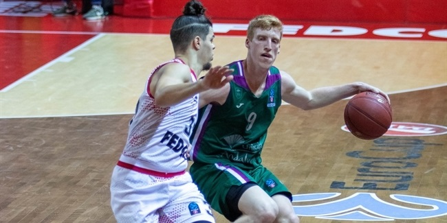 7DAYS EuroCup, Top 16 Round 2: AS Monaco vs. Unicaja Malaga