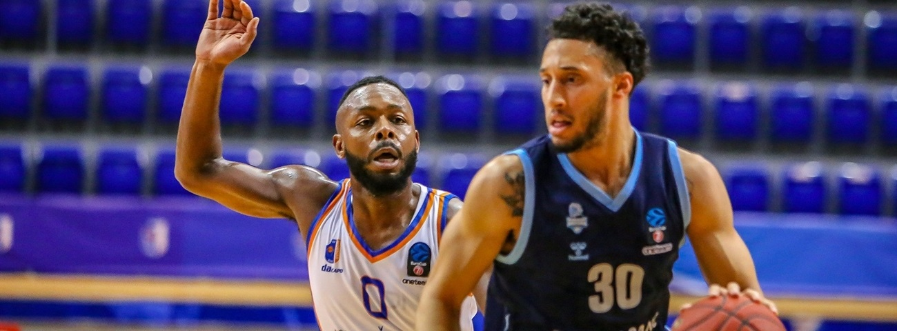 Andorra used offensive boards to beat red-hot Mornar