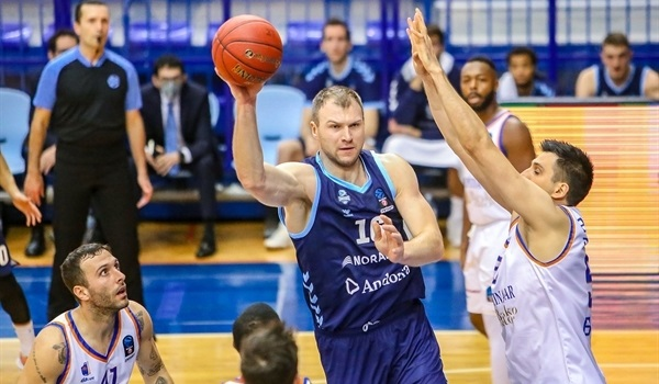 Top 16 Round 2 Report: Andorra ends skid, wins at Mornar