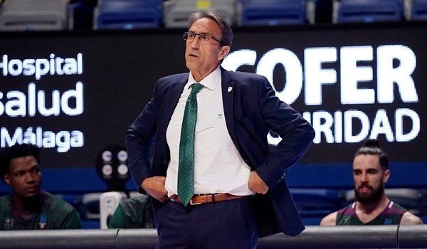 Unicaja dismisses Coach Casimiro