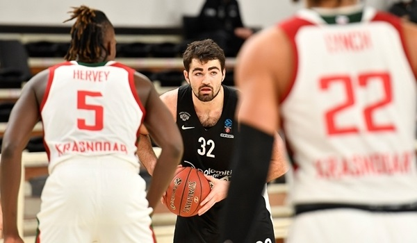 MVP of the Week: Luke Maye, Dolomiti Energia Trento