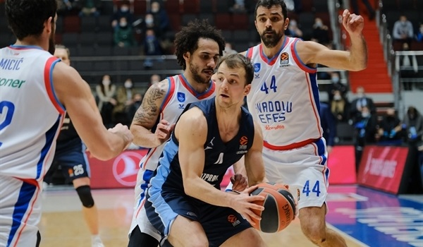RS21 Report: Zenit holds on to sweep Efes
