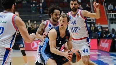 Zenit holds on to sweep Efes