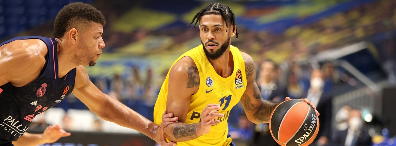 Defensive energy fueled Maccabi comeback