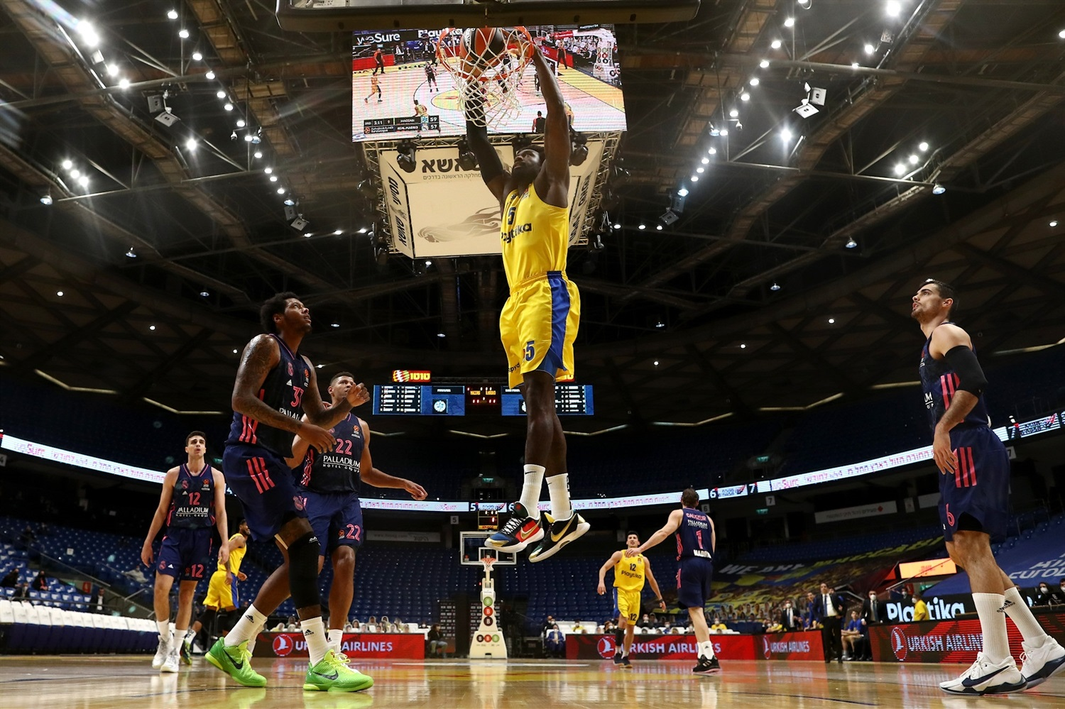 Othello Hunter - Maccabi Playtika Tel Aviv - EB20