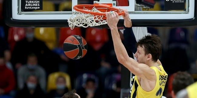 Jan Vesely, Fenerbahce: 'Now we're playing great basketball'
