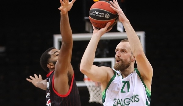 In the Paint | Zalgiris rallied to win at the last second