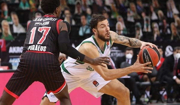 RS21 Report: Last-second Walkup wins a thriller for Zalgiris