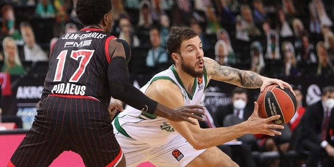 Who's Hot: Joffrey Lauvergne, Zalgiris