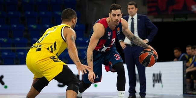 RS Round 21: TD Systems Baskonia Vitoria-Gasteiz vs. ALBA Berlin
