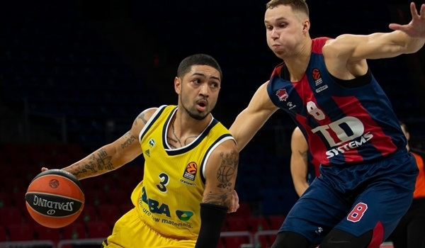 ALBA gets first win at Buesa Arena