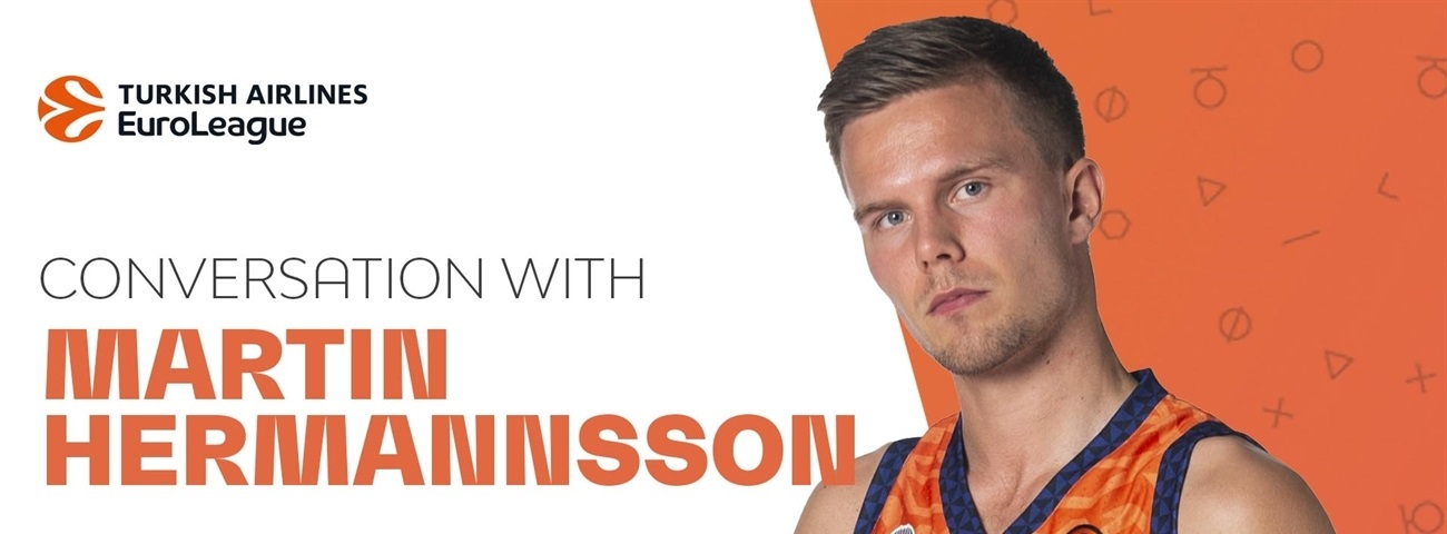 Martin Hermannsson, Valencia: 'I had a little dream of playing here'