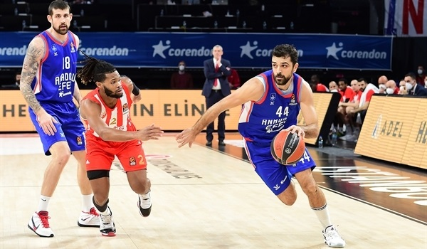 RS22 Report: Larkin leads Efes in blowout of Zvezda