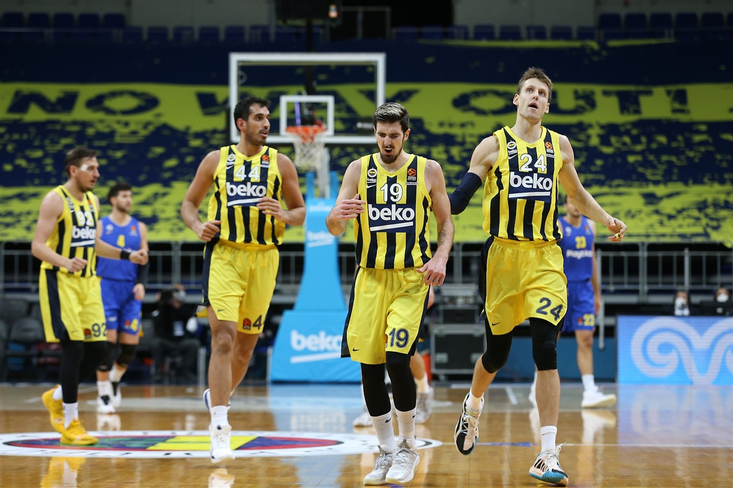 Players Fenerbahce Beko Istanbul - EB20