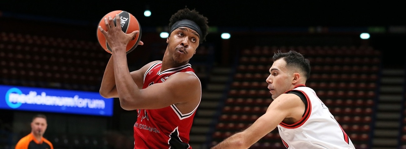 Partizan bolsters frontcourt with LeDay