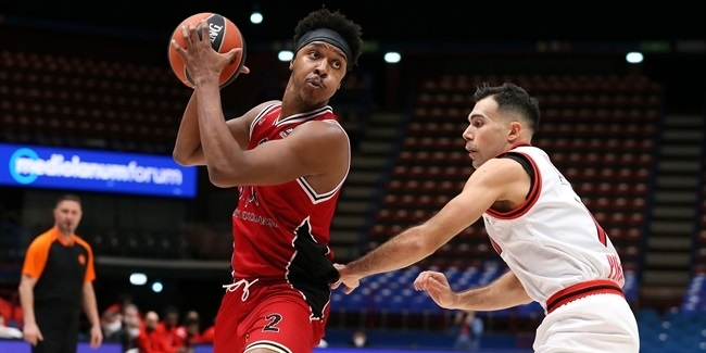 RS Round 22: AX Armani Exchange Milan vs. Olympiacos Piraeus