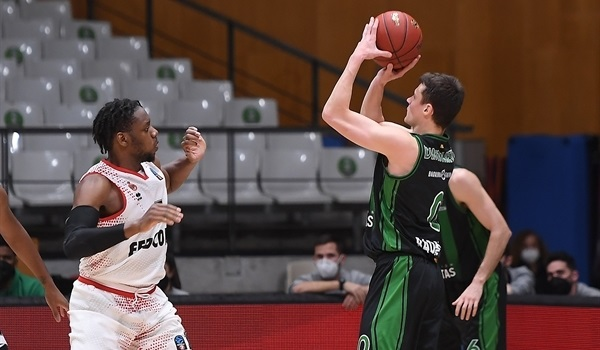 Top 16 Round 3 Report: Joventut downs Monaco to go top