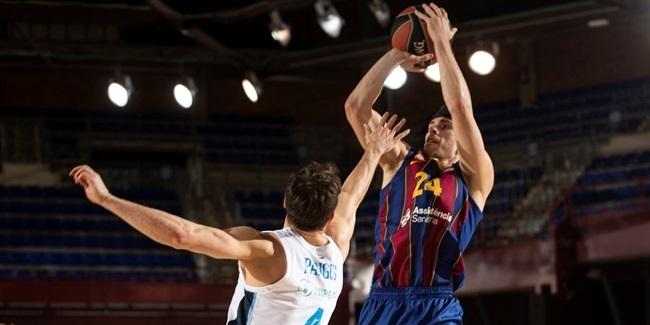 Three-point ace Kuric sparked Barcelona over his ex