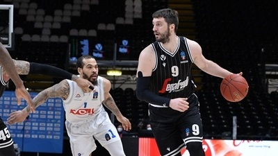 Virtus's defense suffocated Buducnost