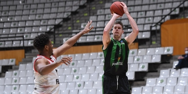 Conor Morgan, Joventut: 'It's going to be a battle'