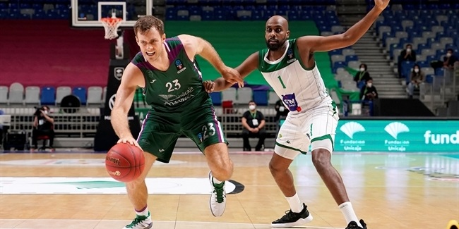 7DAYS EuroCup, Top 16 Round 3: Unicaja Malaga vs. Nanterre 92