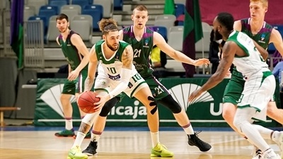 Cordinier leads Nanterre to victory in Malaga