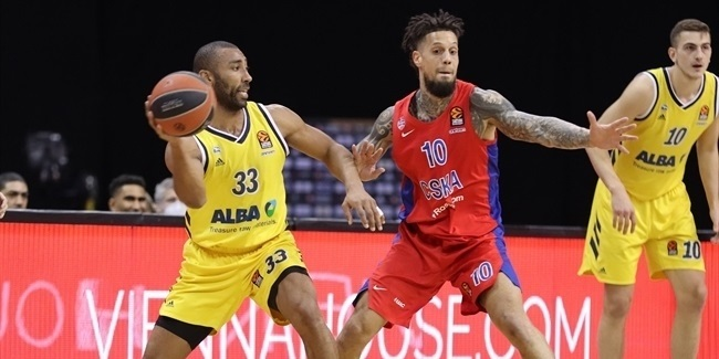 RS Round 22: ALBA Berlin vs. CSKA Moscow