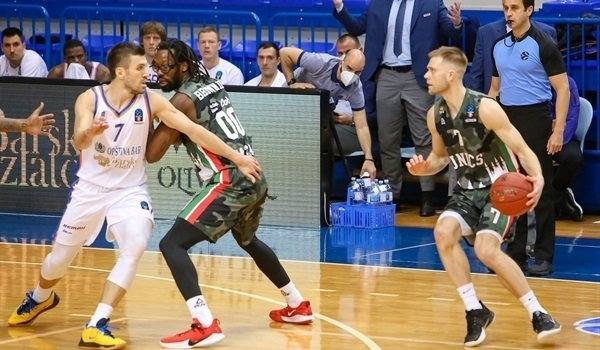 Top 16 Round 3 Report: UNICS tops Mornar for record 155th win