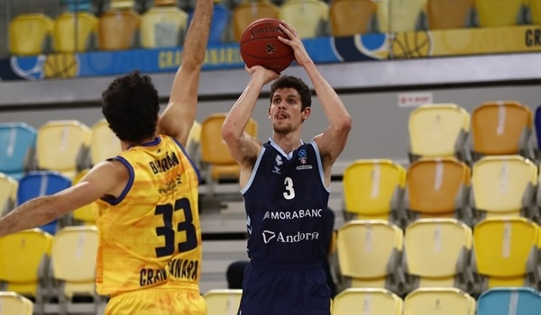 Andorra captures road win in Gran Canaria