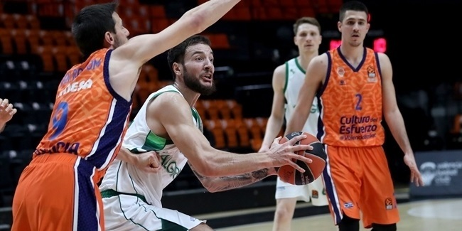 Zalgiris extends big man Lauvergne