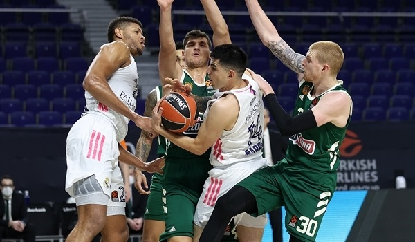 RS22 Report: Deck helps Real repel Panathinaikos fightback