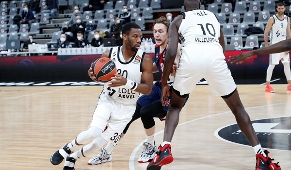 RS22 Report: ASVEL rallies to sink Baskonia