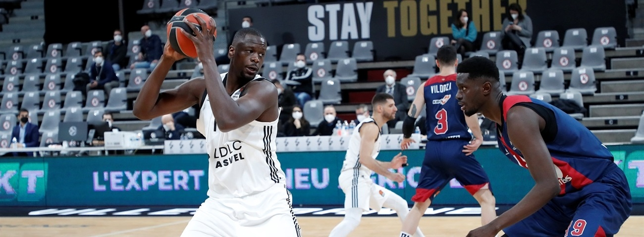For ASVEL, defense is 'what it takes to win'