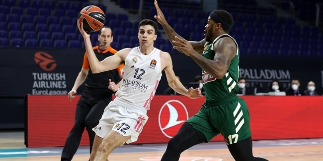 RS Round 22: Real Madrid vs. Panathinaikos OPAP Athens