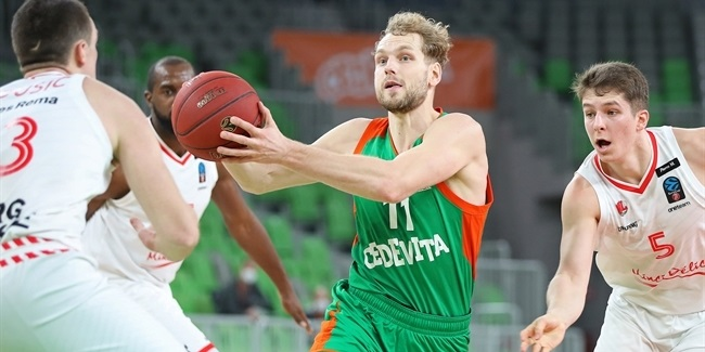 MVP of the Week: Jaka Blazic, Olimpija