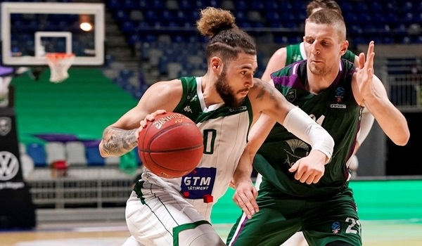 Isaia Cordinier, Nanterre: 'We want to keep going'