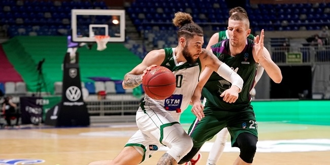 40-minute man Cordinier shone for Nanterre