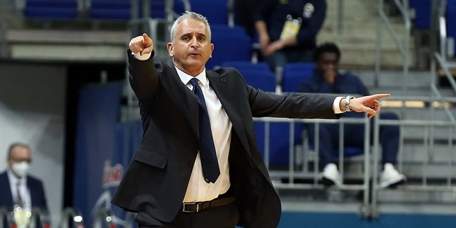 Kokoskov used 'time' to turn Fenerbahce into a force
