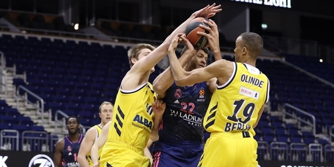 RS Round 23: ALBA Berlin vs. Real Madrid