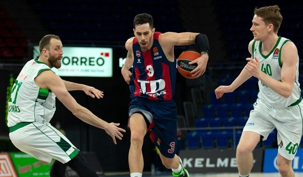 RS23 Report: Baskonia bounces back at home