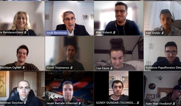 Sports Business MBA underway with online tip-off session
