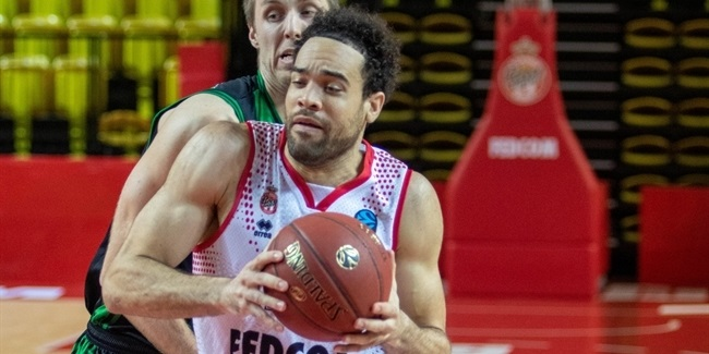 7DAYS EuroCup, Top 16 Round 4: AS Monaco vs. Joventut Badalona