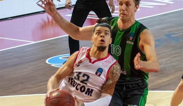 Top 16 Round 4 Report: Monaco atop Group E after beating Joventut