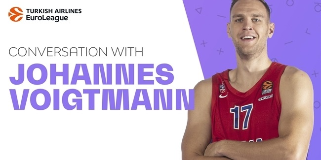 Johannes Voigtmann, CSKA: 'I'm very interested in every sport there is!'