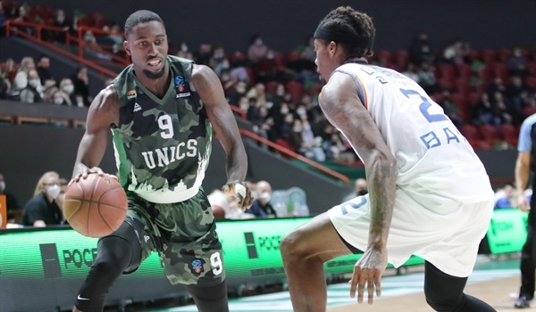 Top 16 Round 4 Report: UNICS is first into quarterfinals