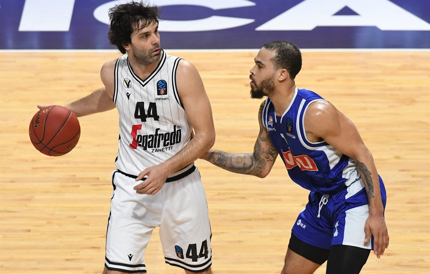Milos Teodosic - Virtus Segafredo Bologna (photo Buducnost) - EC20