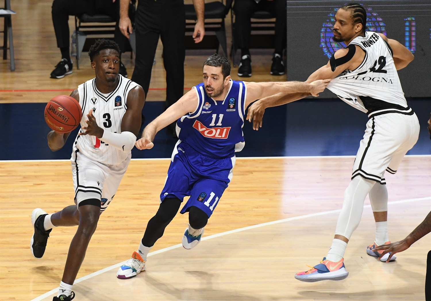 Awudu Abass - Virtus Segafredo Bologna (photo Buducnost) - EC20